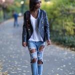 Fashionista Of The Month For November 2016: Maimona Diallo