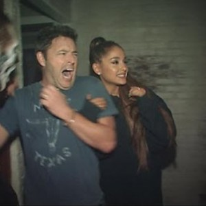 Watch The Hilarious Time Ariana Grande Walked Through A Haunted House For The Ellen DeGeneres Show