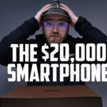 This Man Unboxed The World's Most Expensive Android Smartphone. You Won't Believe What Happened Next