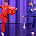 "Mike Myers And Jimmy Fallon Decided To Have An Epic Dance Battle On ""The Tonight Show"". The Result Was Epic"