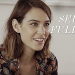 Fashion Model Alexa Chung Uncovers The Secrets Behind The Glamorous Fashion Industry