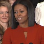 Michelle Obama Just Delivered Her Final Speech as First Lady And It's Guaranteed To Inspire You