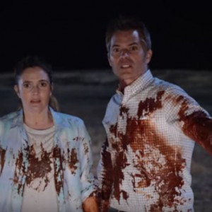 "Drew Barrymore Is A Zombie And A Killer In The Latest Trailer For ""Santa Clarita Diet"""