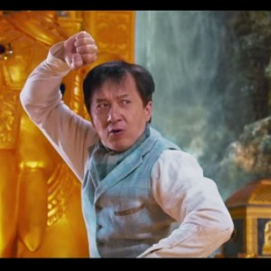 """Jackie Chan Just Took """"Kung Fu Yoga"""" To Bollywood. The Result Was Totally Badass"""