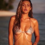 Here's An Exclusive Behind The Scenes Look At Gigi Hadid, Rose Bertram And Bo Krsmanovic's Crazy Hot Photoshoot