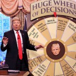 "Jimmy Fallon's Donald Trump Impression With His ""Huge Wheel of Decisions"" Is Side-Splittingly Hilarious"