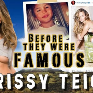 Get To Know The Gorgeous Chrissy Teigen Before She Was Famous