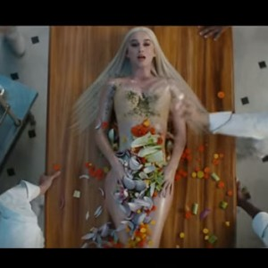 "Katy Perry's Music Video "" Bon Appétit"" Has Just Dropped And It's Absolutely Cringeworthy"