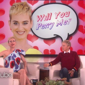 Ellen Totally Forgot That Katy Perry Was Once Married And Things Got Really Awkward