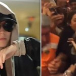 This Girl Pretended To Be Justin Bieber At A Shopping Centre. Seconds Later, It Was Absolute Chaos!