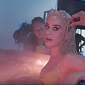"Katy Perry In The Making Of Her ""Bon Appétit"" Music Video Will Make You Seriously Hungry"
