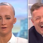 Introducing Sophia: The Human Robot That Completely Freaked Out Piers Morgan And Susanna Reid
