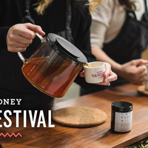 Featured Event Of The Day: Sydney Tea Festival
