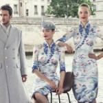 This Chinese Airline's New Haute Couture Uniforms Is Shaming All The Other Airline Uniforms