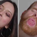 These 100 People Decided To Show The World How They Actually Kiss. The Result Was Absolutely Cringeworthy