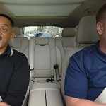 "Will Smith And James Corden ""Got Jiggy With it"" During Carpool Karaoke. The Result Was EPIC"