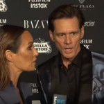 OMG! Jim Carrey Just Gave The Most Bizarre Interview At New York Fashion Week