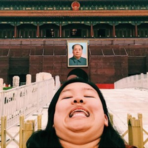 This Woman Finally Got Sick Of Taking Picture Perfect Travel Photos… So She Did THIS