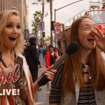 Guest Host Jennifer Lawrence Decided To Surprise People on Hollywood Blvd. Their Reactions Were Priceless!