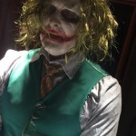 Meet The Woman Who Had Her Baby Delivered By The Joker (Yes, You Read Right)
