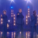 "The ""Stranger Things"" Kids Decided To Join James Corden For A Motown Medley… The Result Was Pure Gold"