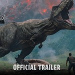 """The Trailer For """"Jurassic World: Fallen Kingdom"""" Has Just Dropped And It's Absolutely Explosive!"""