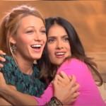 Salma Hayek And Blake Lively's Friendship Is Definitely #Friendshipgoals
