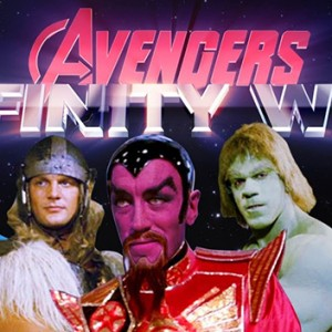 """The Retro """"Avengers: Infinity War"""" Trailer Just Dropped And It Features Classic Superheroes From The '70′s To The '90′s"""
