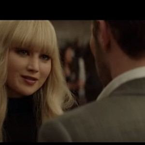 """Jennifer Lawrence Becomes A Sexy Dangerous Agent In New Trailer For """"Red Sparrow"""""""