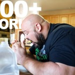 Watch The World's Strongest Man Reveal What He Eats In A Single Day To Reach 9,000 Calories