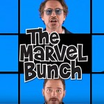 """OMG! The Cast Of Avengers: Infinity War just Sang """"The Brady Bunch"""" Theme Song"""