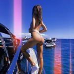 Emily Ratajkowski's Greece Vacation Was Scorching HOT… DAMN