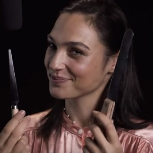Gal Gadot Decided To Explore ASMR With Whispers, Knives, And Snacks. Seconds Later… OMG