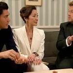 James Corden Tried To Impress Henry Golding's Crazy Rich Mom… The Result Was Hilarious