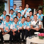 Ellen Just Surprised The Rescued Thai Soccer Boys With Their Fave Soccer Player