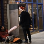 These 3 Men Decided To Stay Homeless For A Week To Raise Money And Get Homeless People Christmas Gifts