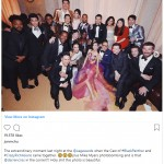 OMG! The 'Black Panther' And 'Crazy Rich Asians' Casts Just Hung Out At The SAG Awards