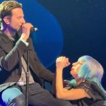 Bradley Cooper Surprises Lady Gaga In Her Las Vegas Show