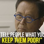 """Keep Them Poor…"" This Is Exactly What The Richest People Don't Want You To KNOW"