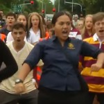 Watch These Students Perform Haka To Pay Tribute To Their Classmates Killed In Christchurch