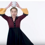 Watch Emilia Clarke Hilariously Try 9 Things She's Never Done Before And Have An Absolute Blast