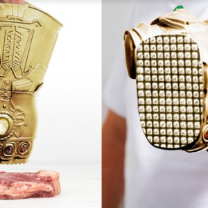 The Universe Is At Steak: Introducing The Infinity Gauntlet Meat Tenderizer