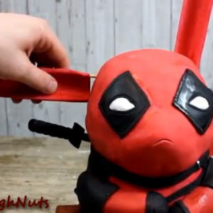 """This Deadpool Pikachu Crossover Cake Will Make You Say, """"LOL, OMG"""""""