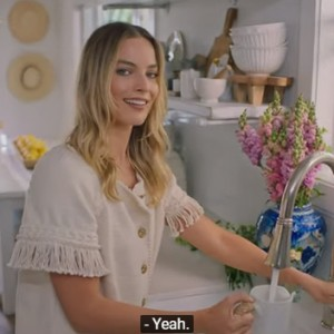 Margot Robbie Gives A Sneak Peek Of Her Fabulous Venice Beach Cottage For Vogue's 73 Questions
