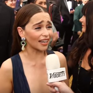 Emilia Clarke Finally Addresses The 'Game of Thrones' Backlash at the Emmys