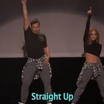 Watch Jennifer Lopez and Jimmy Fallon Recount the History of Music Video Dancing