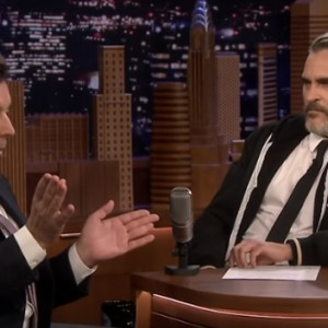 Joaquin Phoenix And Jimmy Fallon Decided To Trade Places. Moments Later… LOL