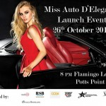 Featured Event Of The Week: Miss Auto D'Elegance 2019 Launch Event