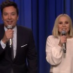 Watch Kristen Bell and Jimmy Fallon Perform An Epic 'History of Disney Songs' Medley