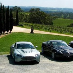 Featured Event Of The Week: Super Car Winery Tour – James Bond Factor
